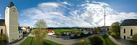 Panorama Greimharting